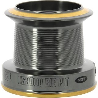 XS9000 Ersatzspule Aluminium