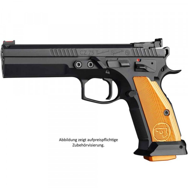 CZ 75 Tactical Sports Orange .40 S&W