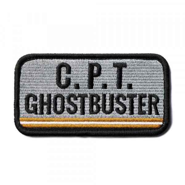 C.P.T. Ghostbuster Patch