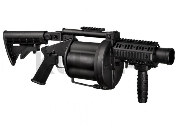 MGL Multiple Grenade Launcher schwarz