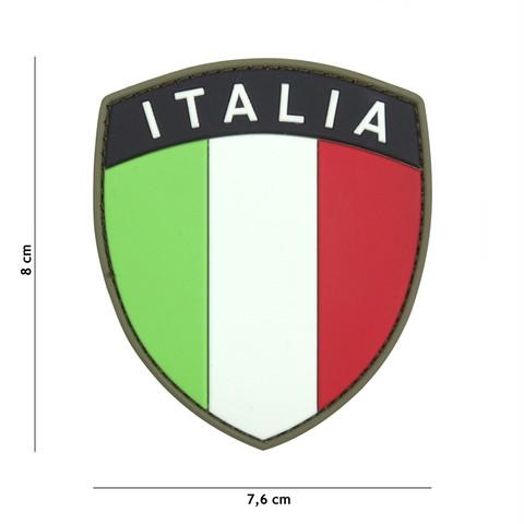 Patch 3D PVC italia