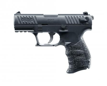 Walther P22Q cal. 6 mm BB