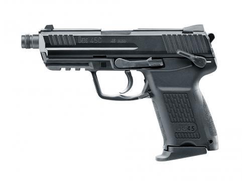HK45CT cal. 6 mm BB Schwarz