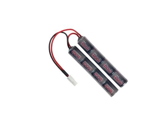 9,6V Battery, 2000mAh for M15 cranestock, NiMH