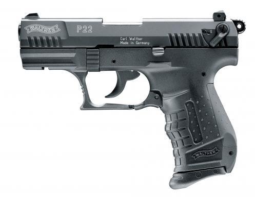 Walther P22 Schreckschusspistole 9mm P.A.K.