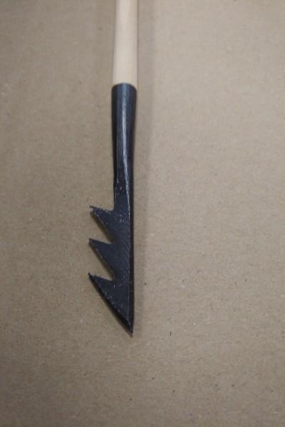 Thorg Pfeil traditionell Wicklung Feder