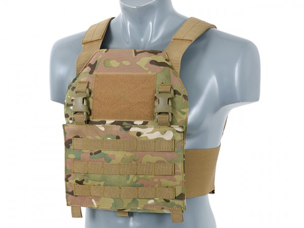 BUCKLE UP SHOOTER PLATE CARRIER MULTICAM
