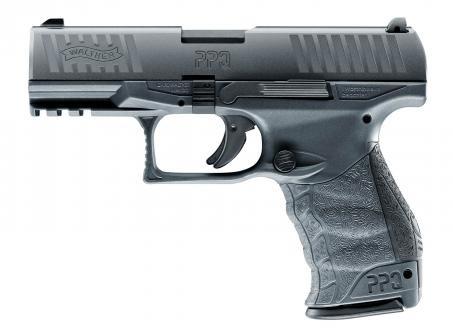 Walther ppq 6 mm bb metal gray gas waffen ab 18 jahren 0 5j