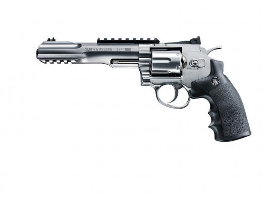 Smith & Wesson Mod. 327 TRR8 cal. 4,5 mm (.177) BB - steel finish