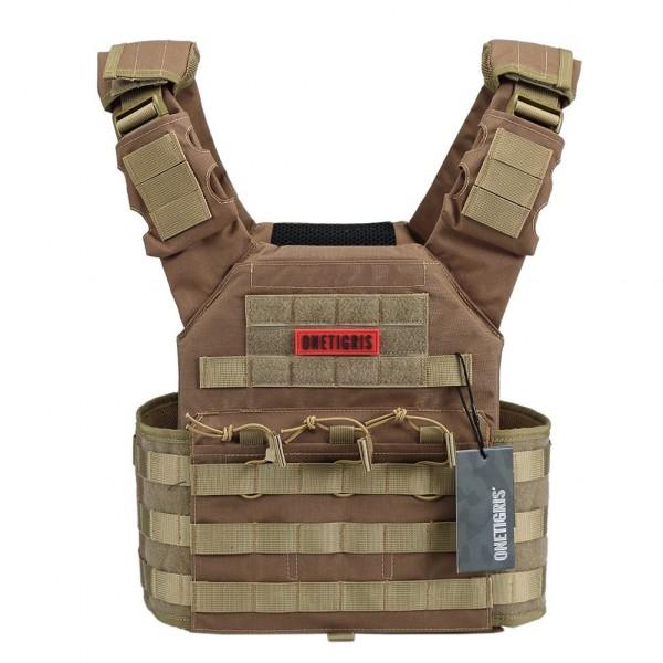 DOOM Tactical Vest Braun