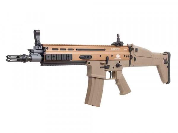 FN Scar L TAN Metall-/Nylon-Fiber