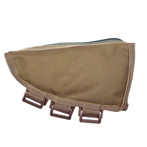 Rifle Stock Pouch Tan