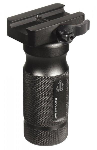 UTG Vordergriff taktischer Frontgriff, 10.4 cm Metall QD Lever Lock Picatinny Montage