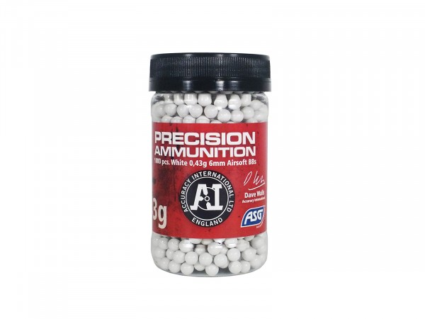 Precision Ammunition 6mm 0,43 g 1000 St.