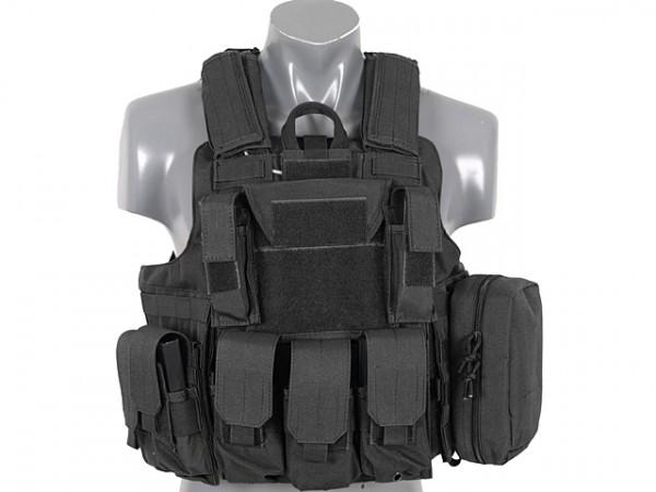 Combat Modular Armor System schwarz