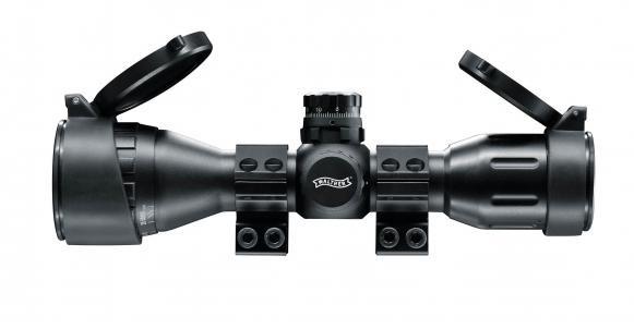 Walther mini dc cqb voll beleuchtet zielfernrohre optik