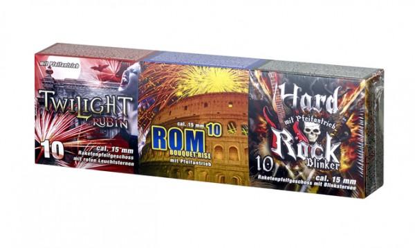Umarex Pyro Set 3er Pack