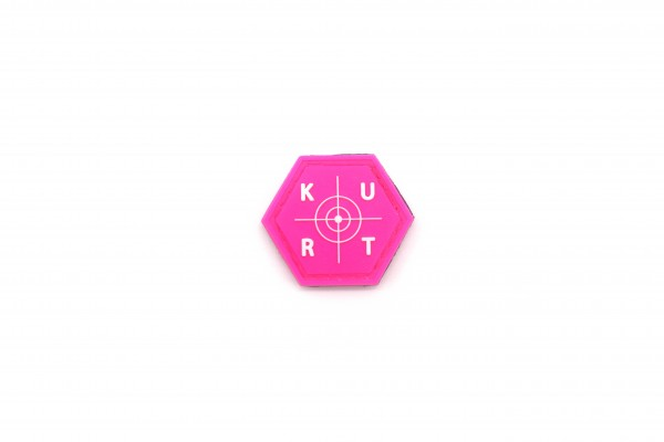 Kurt24 Hexagon women Patch