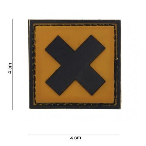 PATCH PVC IRRITANT