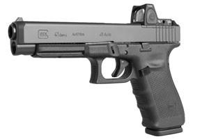 Glock 41 Gen 4 MOS .45 ACP