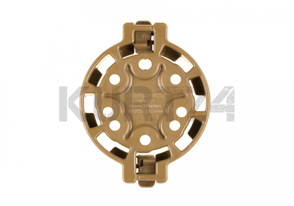 Serpa Quick Female Adapter Coyote