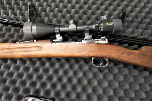 Husqvarna M69 6,5x55 Schweden