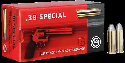 GECO .38 Special Blei-Rundkopf 10,2 g 158 gr