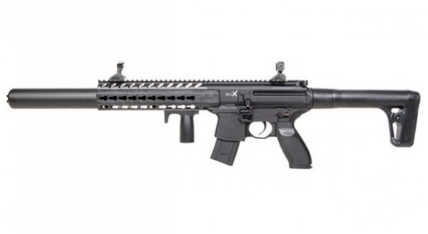 Sig Sauer MCX 4,5mm Diabolo Co2-Gewehr