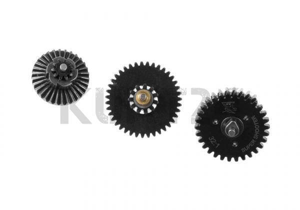32:1 CNC Steel Gear Set