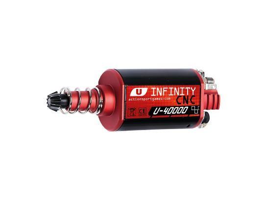 Motor INFINITY CNC U-40000 long axle