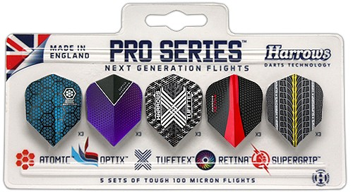 HARROWS Pro Series Flights