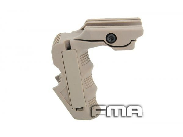 FMA MagWell frontgriff M4 DE