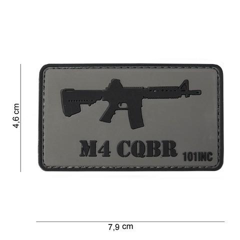 Patch 3D PVC M4 CQBR
