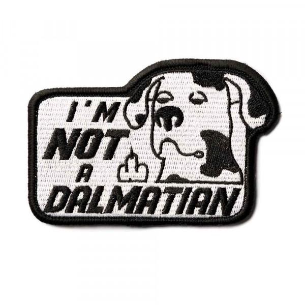 NOT a DALMATIAN Patch