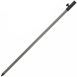 Aluminium Bank Stick Carbon 50 - 90 cm