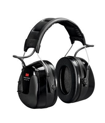 3M™ PELTOR™ WorkTunes™ Pro FM Radio Headsets
