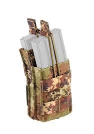Magazintasche offen für M4/M16 italian Camo