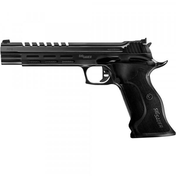 Sig Sauer P210 Skeleton SAO Schwarz 9mm Luger