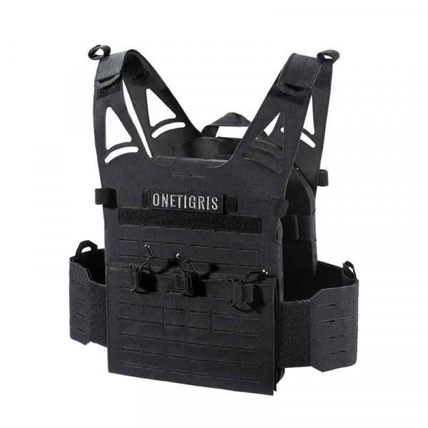HAUNTER Tactical Vest Black