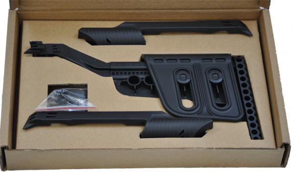 Anschlagschaft für Luftpistole Zoraki HP01