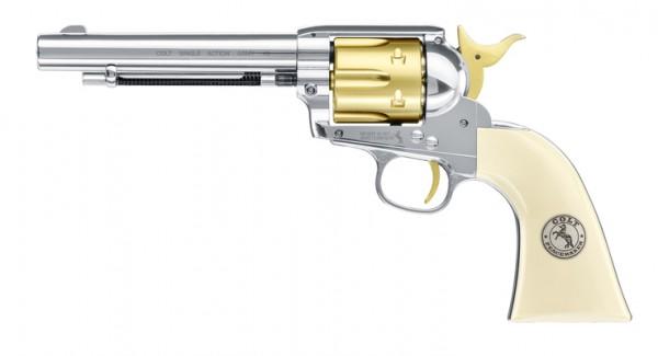"Colt SAA .45-5.5"" Gold Edition"