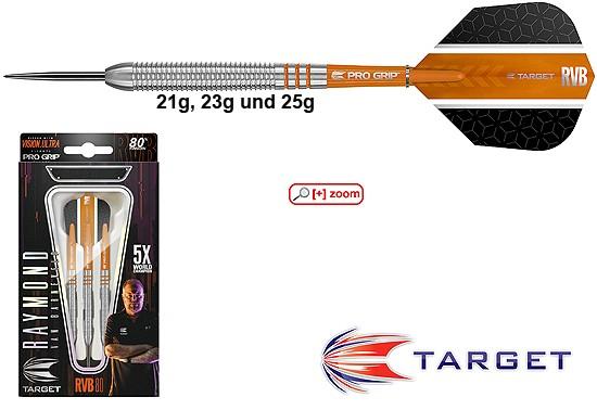 TARGET RVB80 Raymond van Barneveld 23g