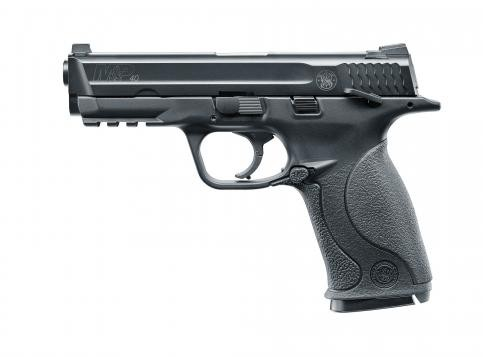 Smith & Wesson M&P40 TS cal. 4,5 mm (.177) BB - Schwarz