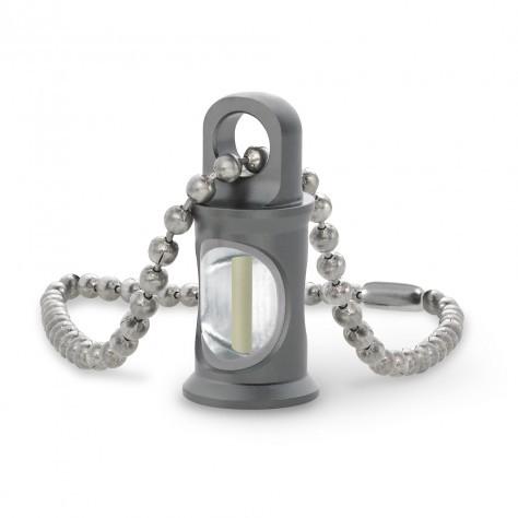 TRIGATAG® Grau mit Schlüsselkette