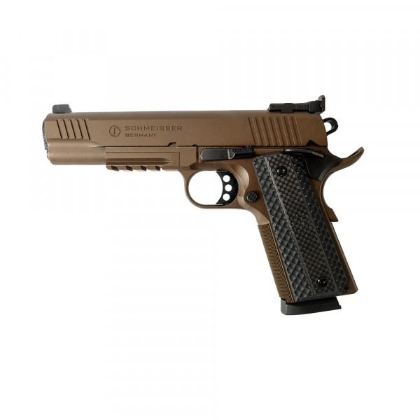 Schmeisser 1911 Hugo Bronze Edition 9mm Luger