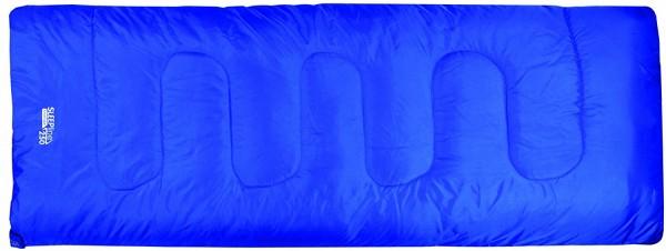 Highlander Erwachsene Schlafsack Sleepline 250 Envelope Royalblau
