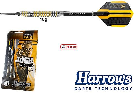 HARROWS Max 180 (Josh Payne) 18 g