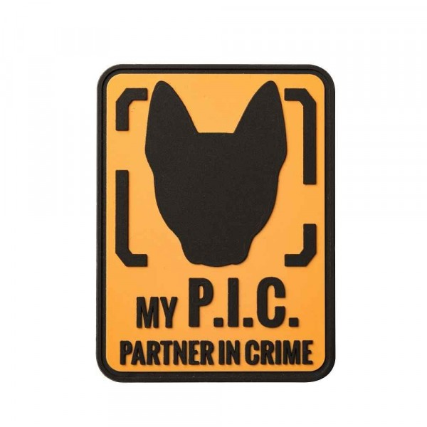 Partner in Crime Patch