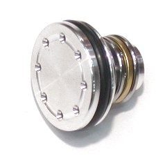 Aluminum Ventilation Piston Head