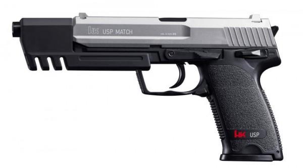 Heckler & Koch USP Match cal. 6 mm BB - bicolor